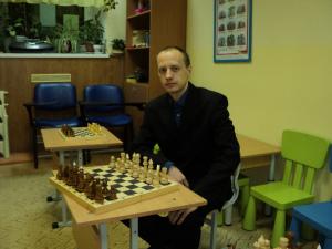 Мельник Александр Викторович репетитор по шахматам