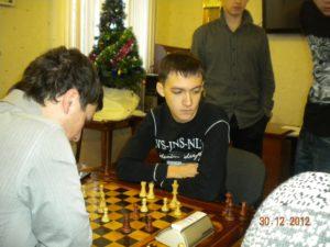 Халилов Денис Ринатович