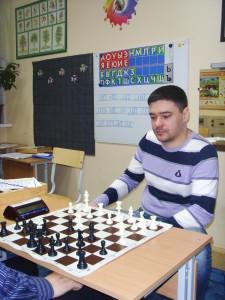 Селин Дмитрий Викторович учитель по шахматам