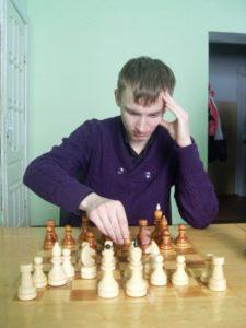 Евдокимов Денис Александрович уроки шахмат
