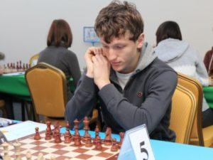 Курзюков Андрей преподаватель по шахматам