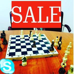 Занятия шахматами по скайпу