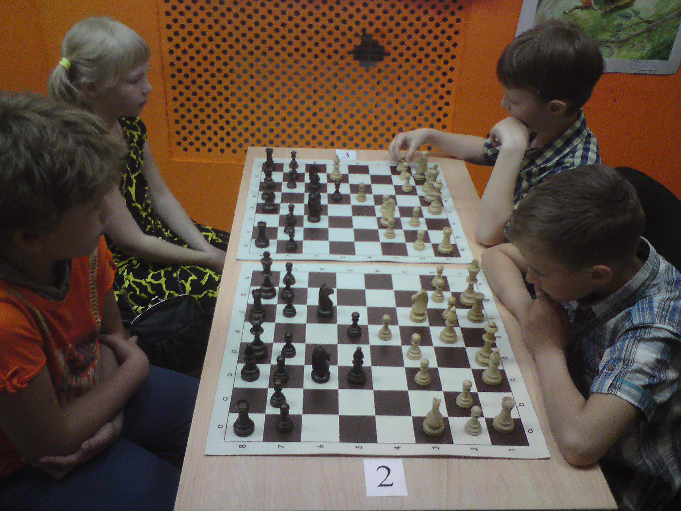 Турнир ART OF CHESS 2015