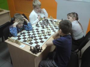 Шахматы-Екатеринбург