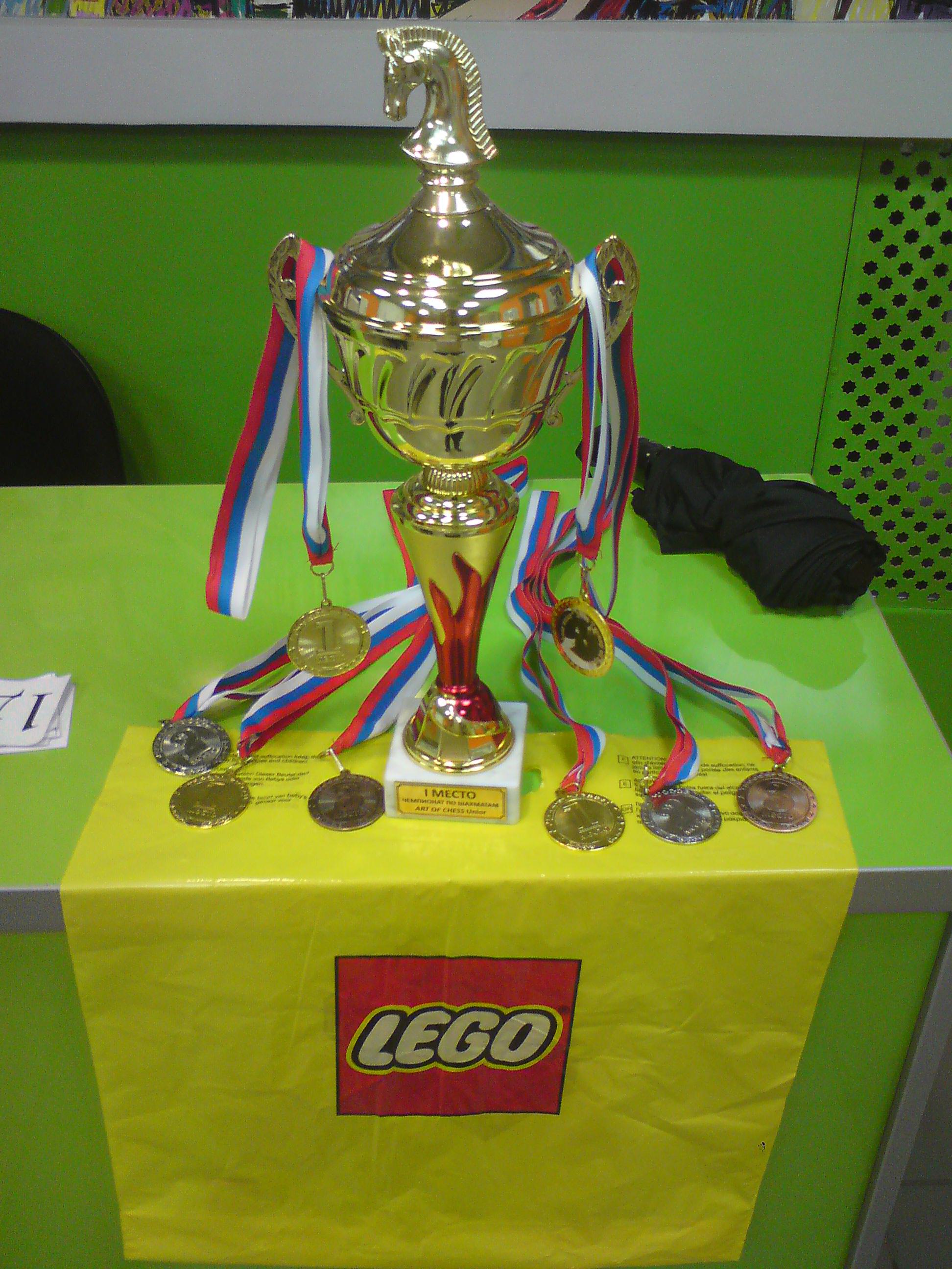 Кубок по шахматам