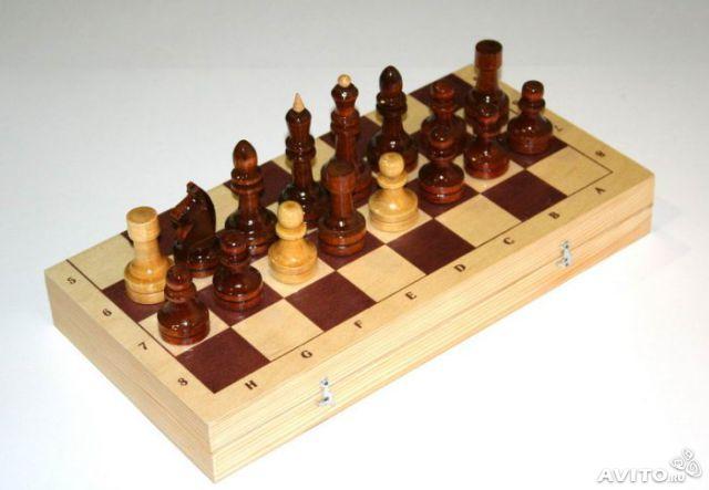 Купить шахматы в Екатеринбурге