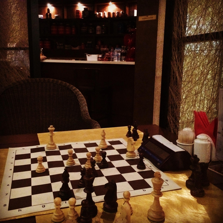 Научиться играть в шахматы в Москве!