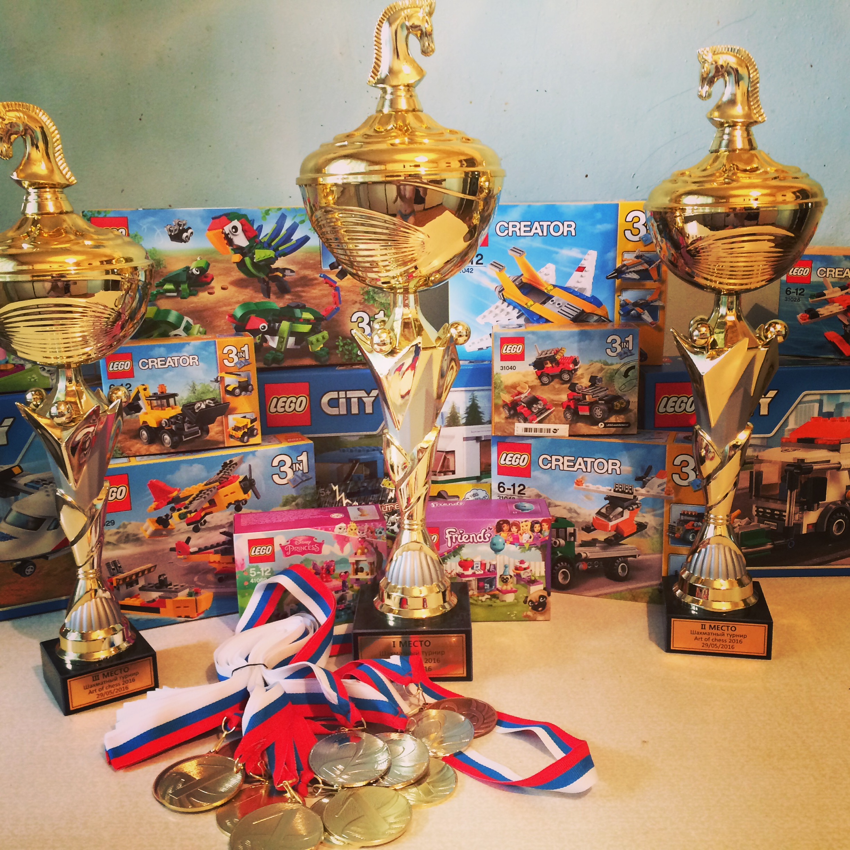 Новогодний турнир по шахмтам «Шахматное искусство» 18.12.2016