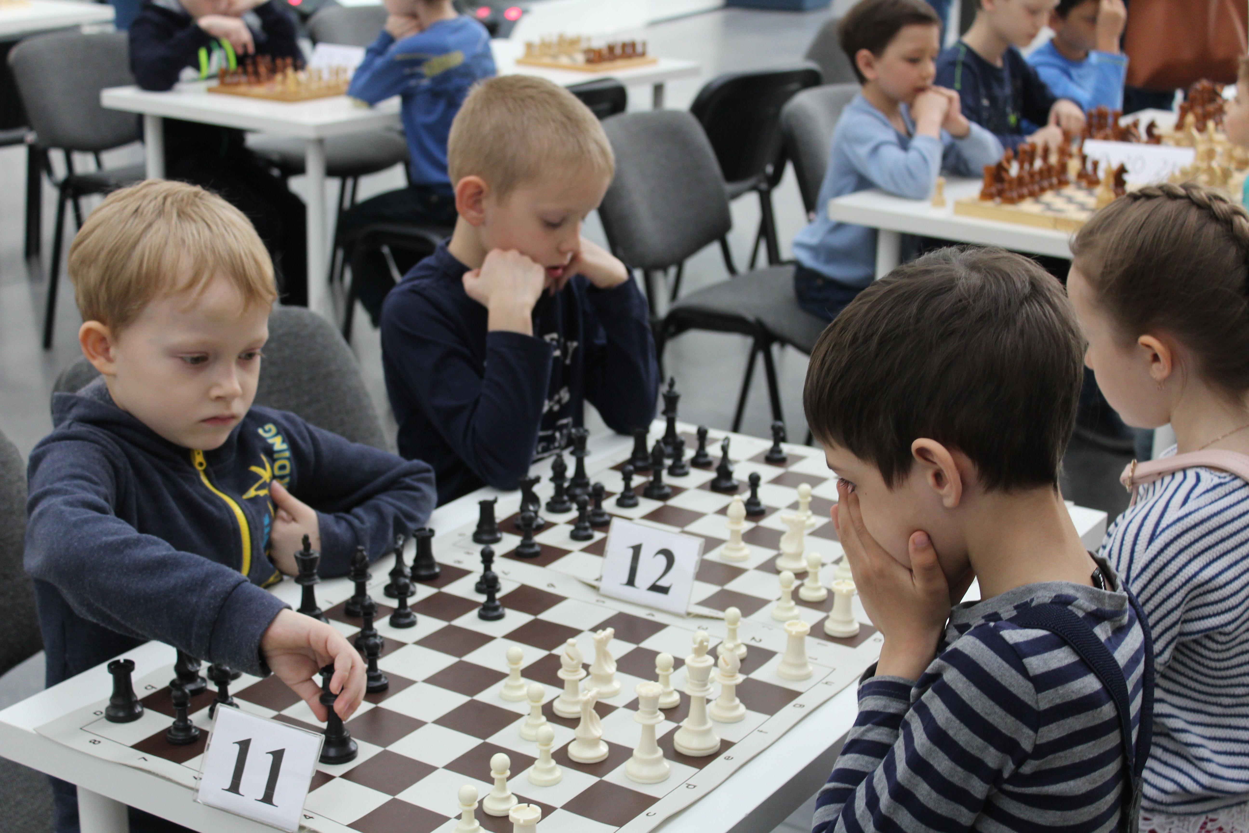Урок шахмат