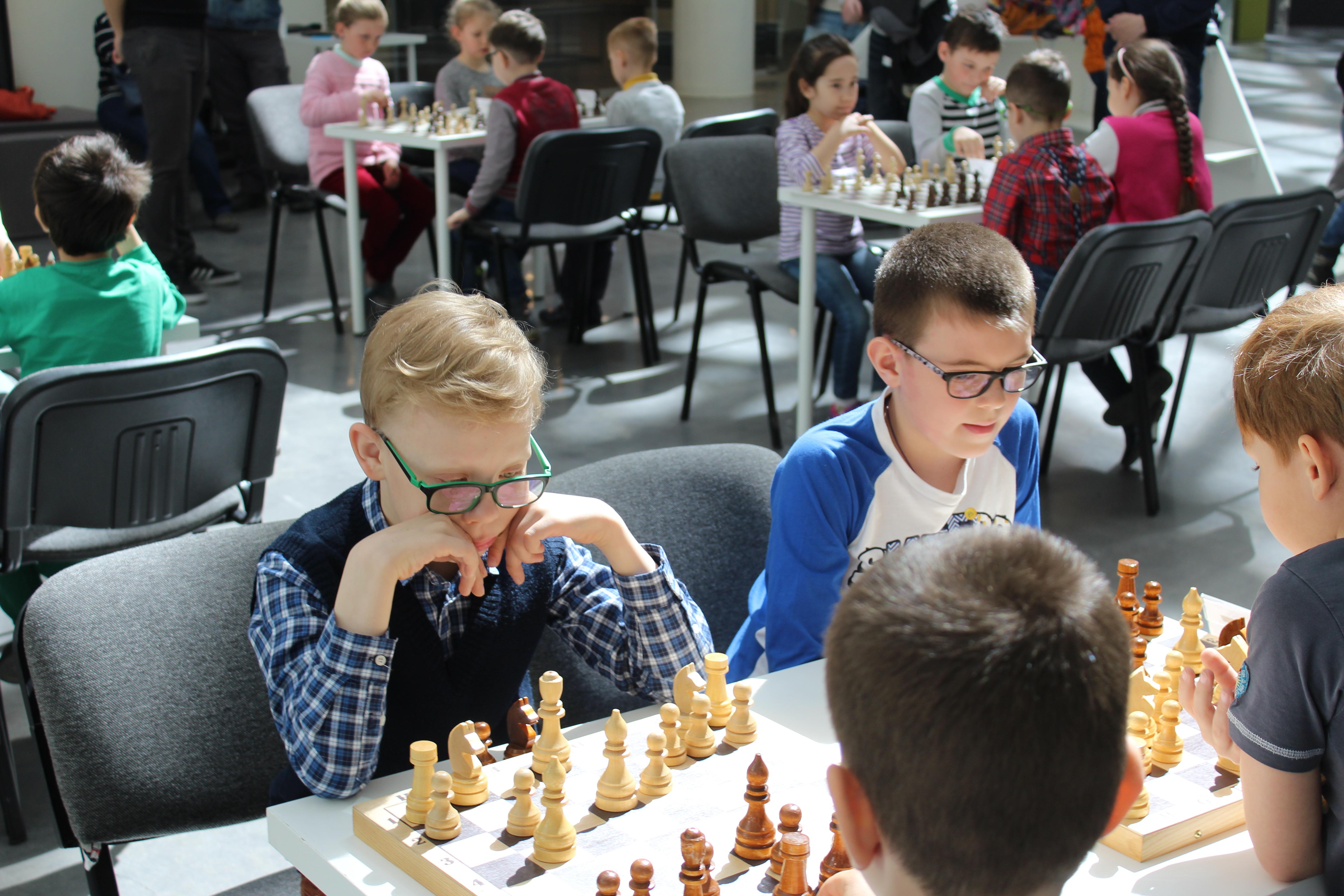 Шахматы в Екатеринбурге