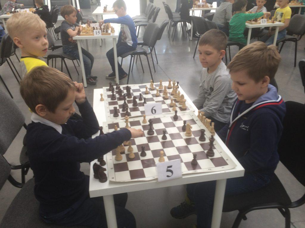 турниры по шахматам