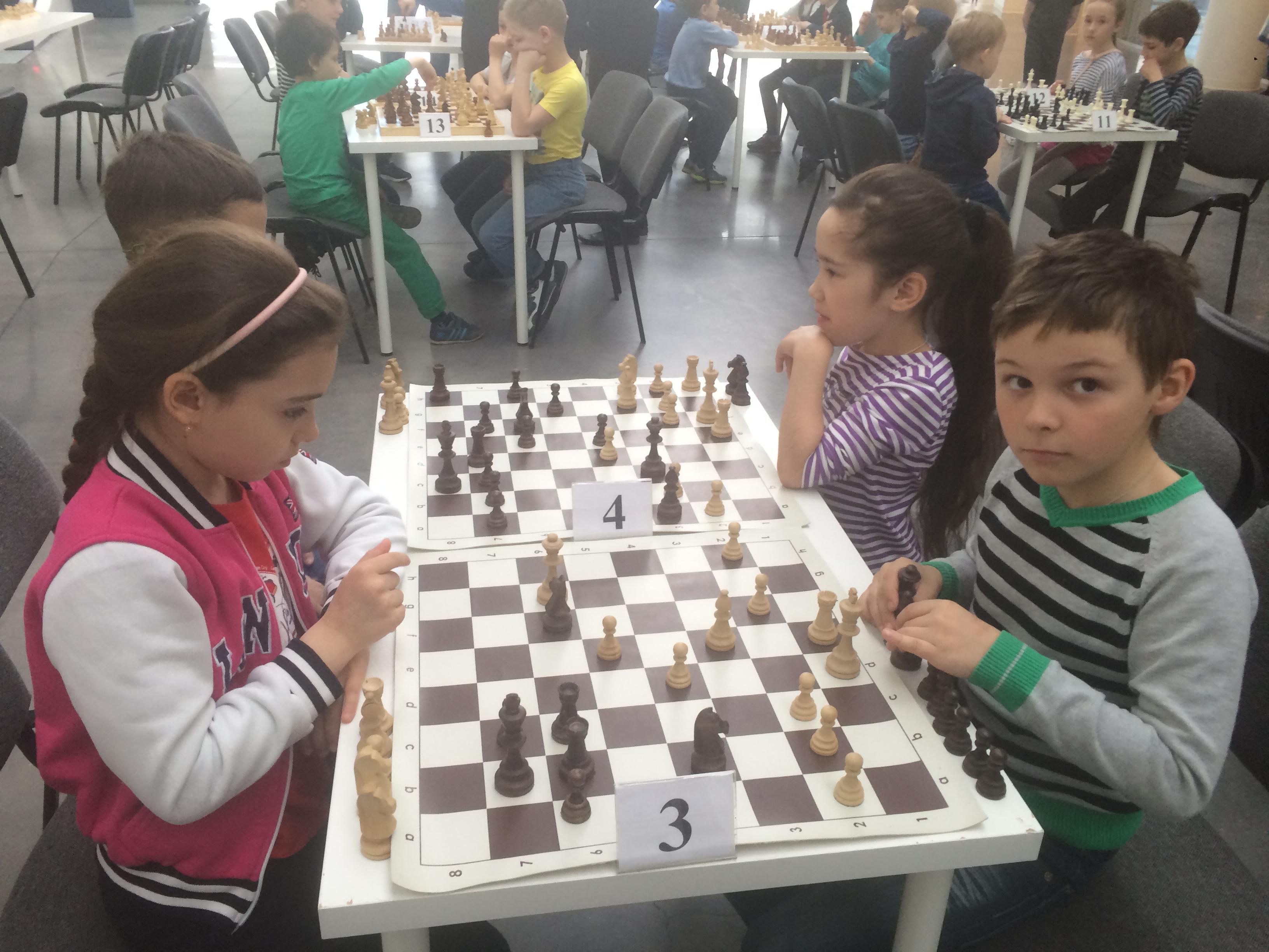 занятия по шахматам в Екатеринбурге