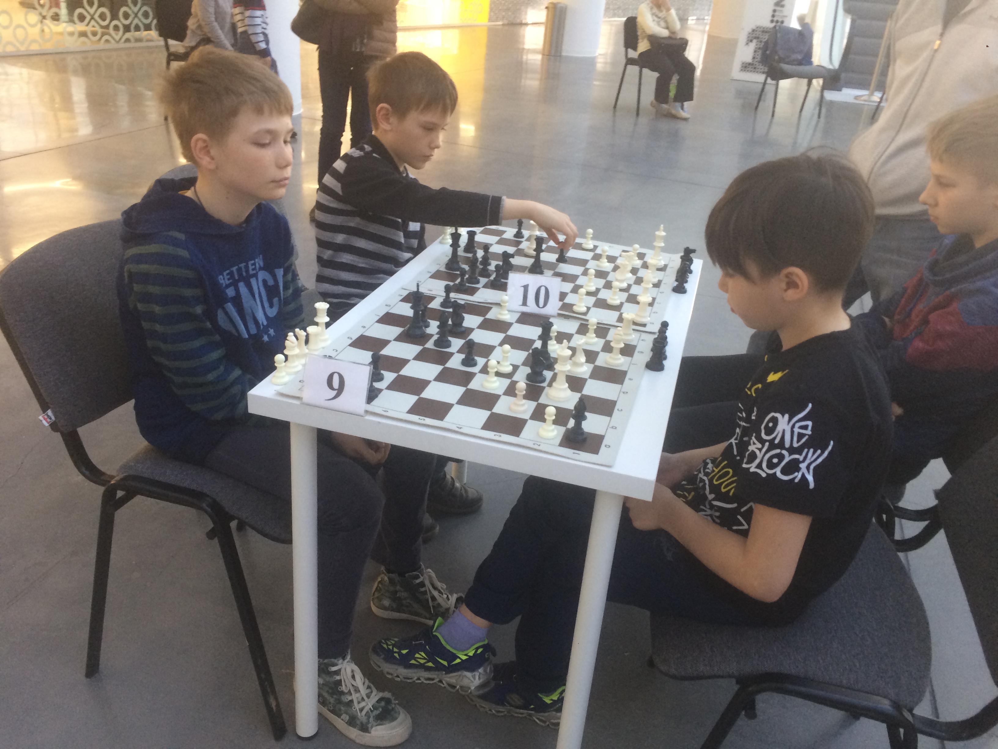 Шахматы 2017