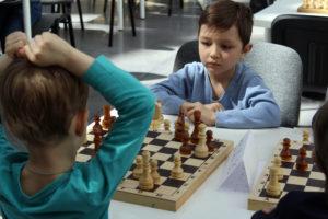 шахматы 4 года