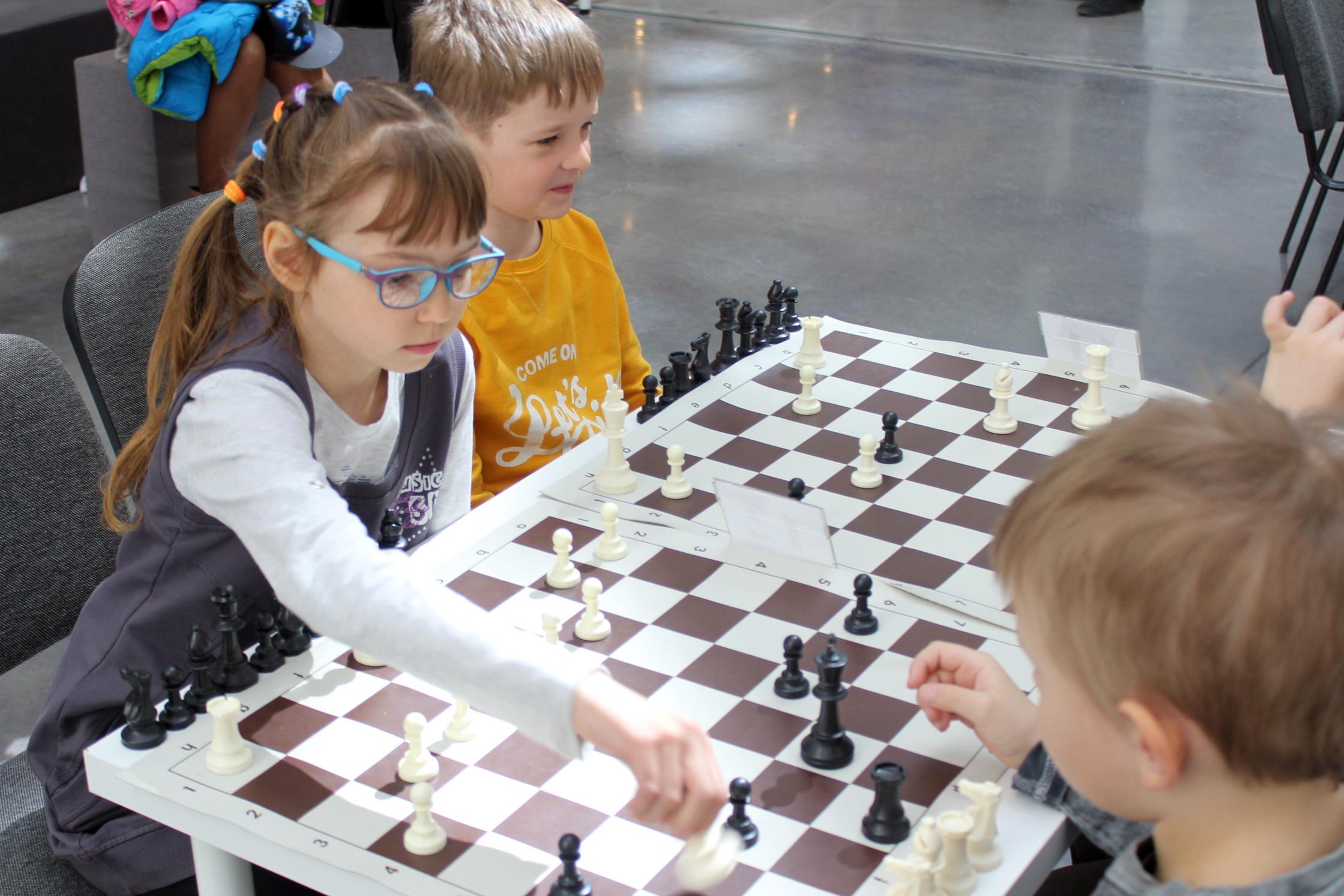 Шахматные разряды