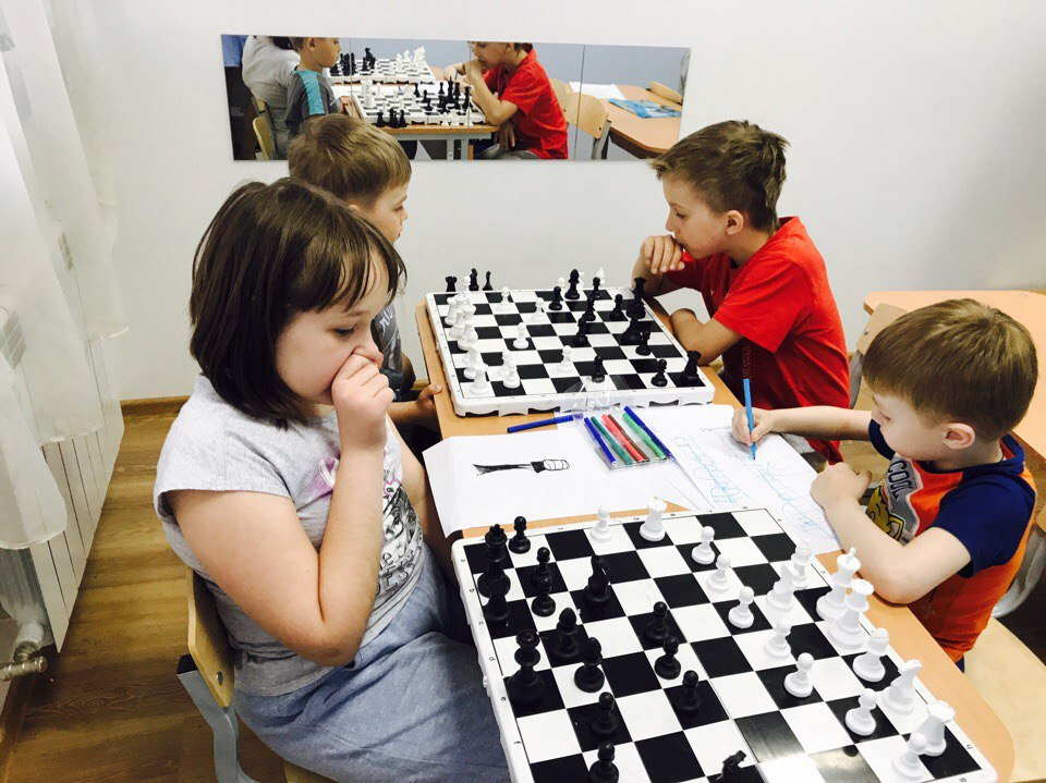 Заметки шахматного тренера
