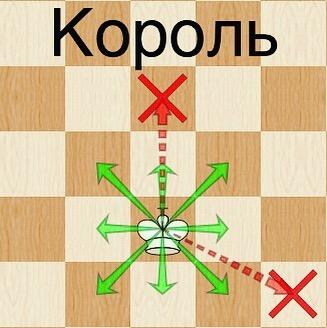 Король в шахматах