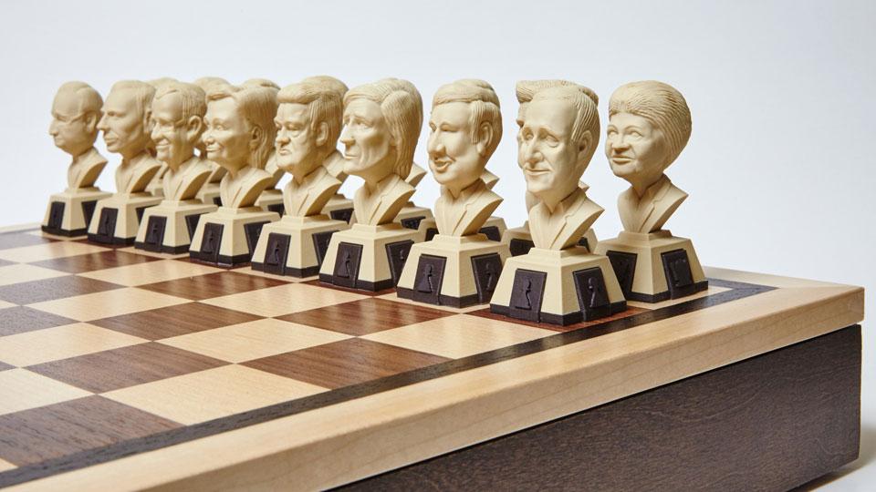 политические шахматы купить