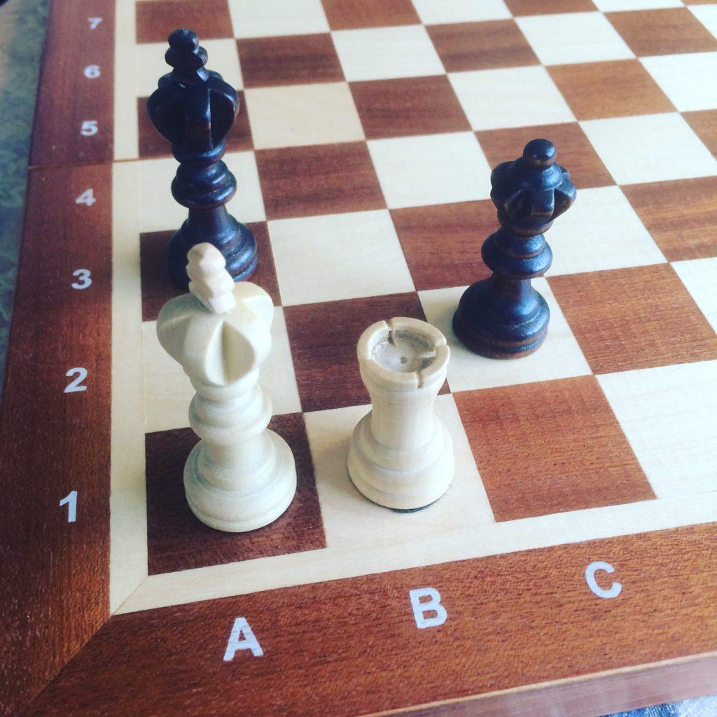 Шахматные задачи для детей