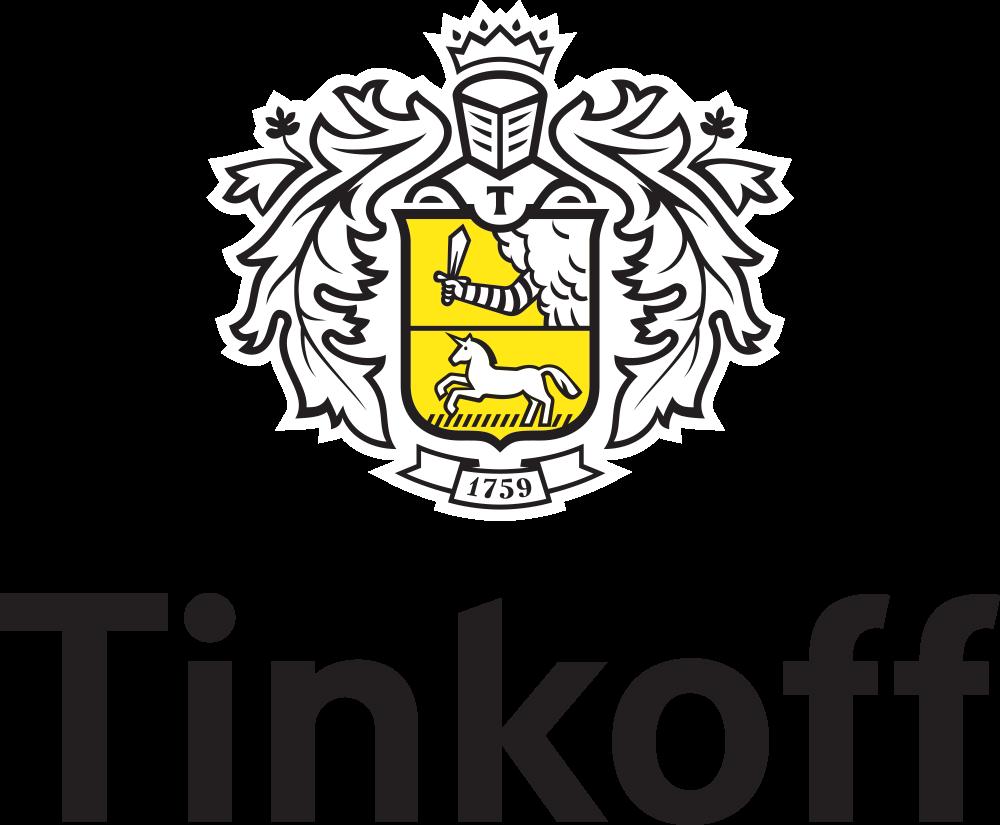логотип тинькоф банка