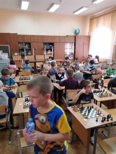 Шахматы кировский район