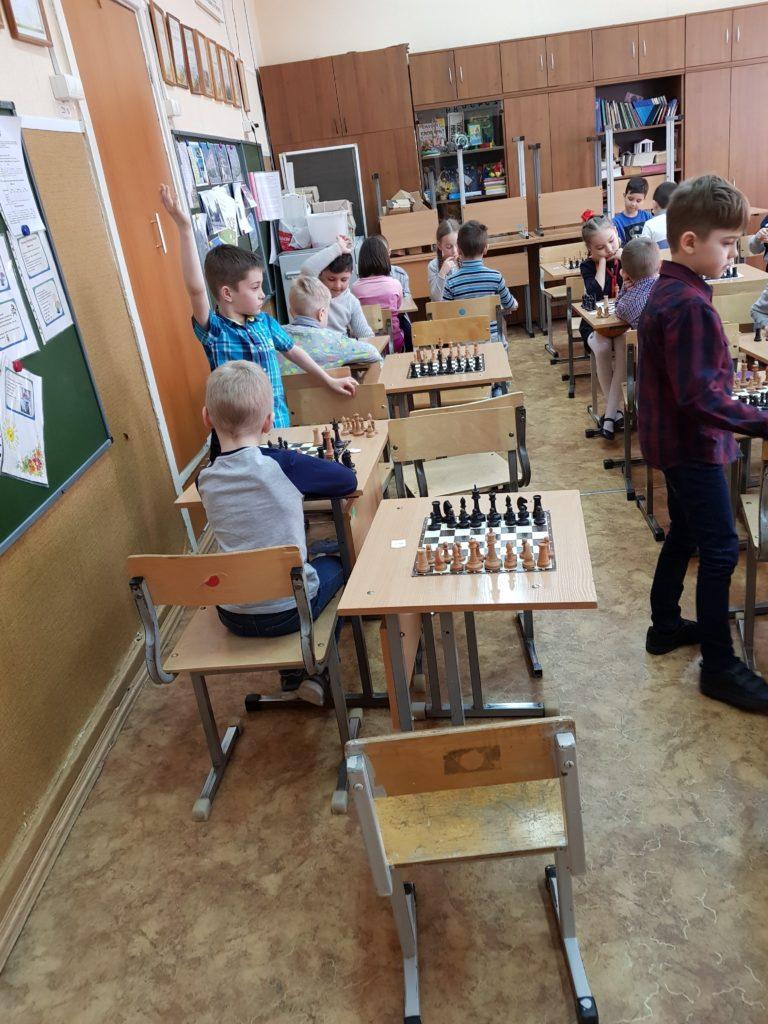 Шахматы Уралмаш