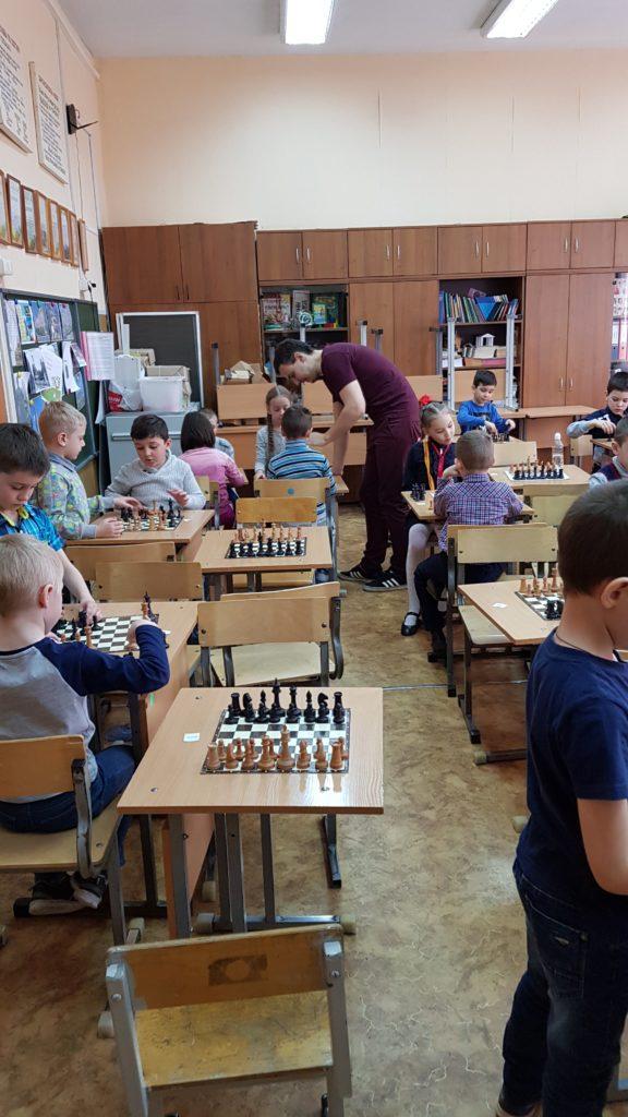Шахматы Свердловская область