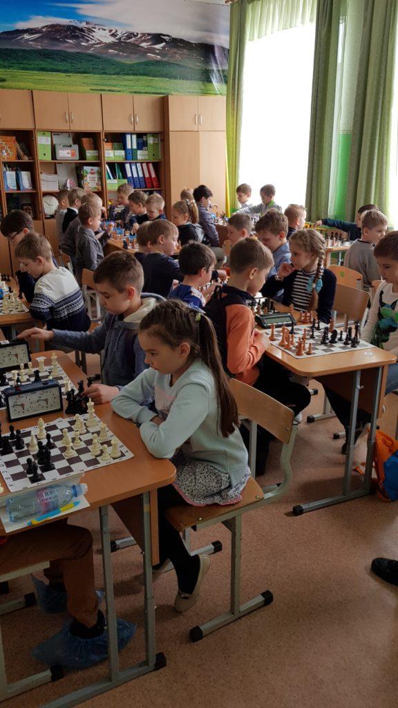 Шахматы СУнЦ