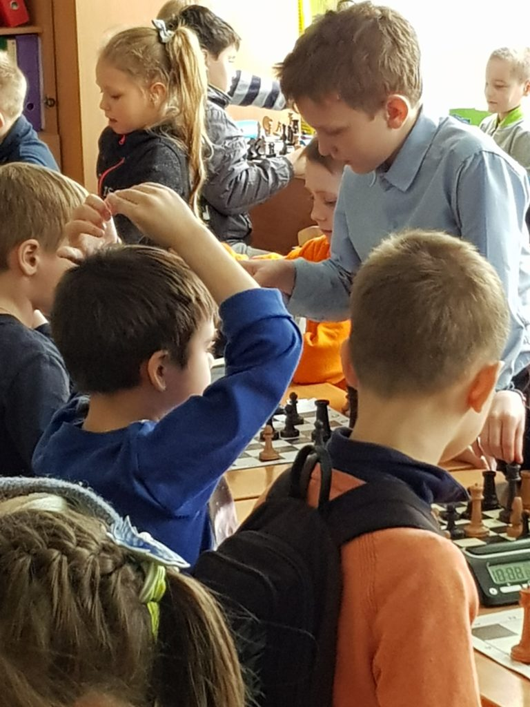 Шахматы железнодорожный
