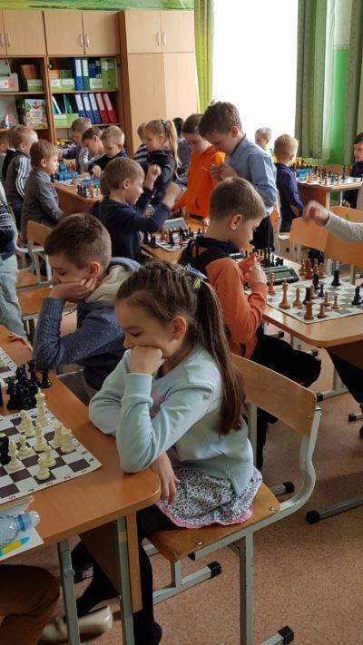 Шахматы на уктусе