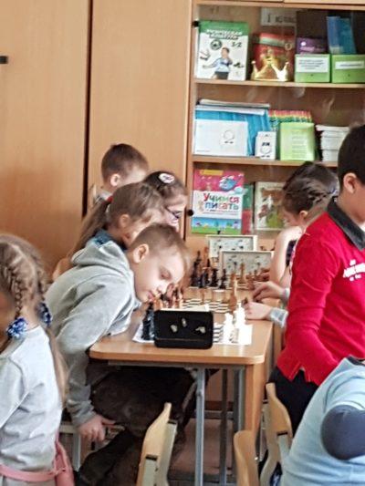 Шахматы Елизавет