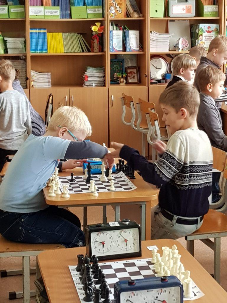 Шахматы радиостанция