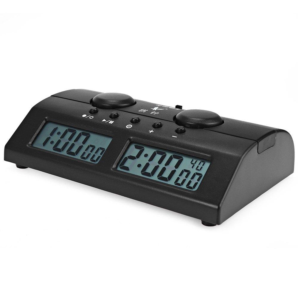Часы шахматные электронные LEAP PQ9902