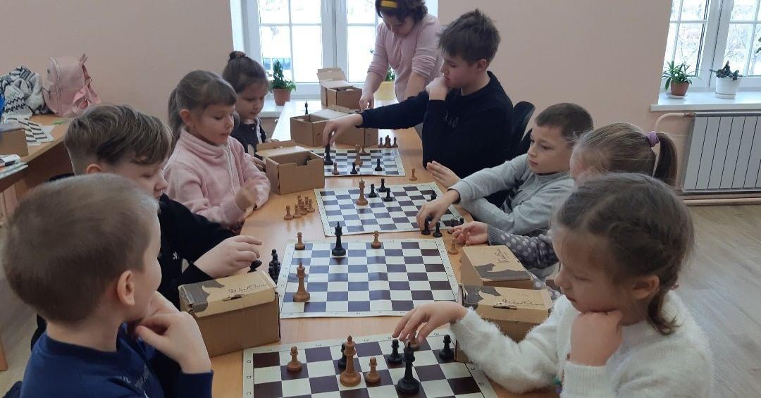 Интенсив по шахматам