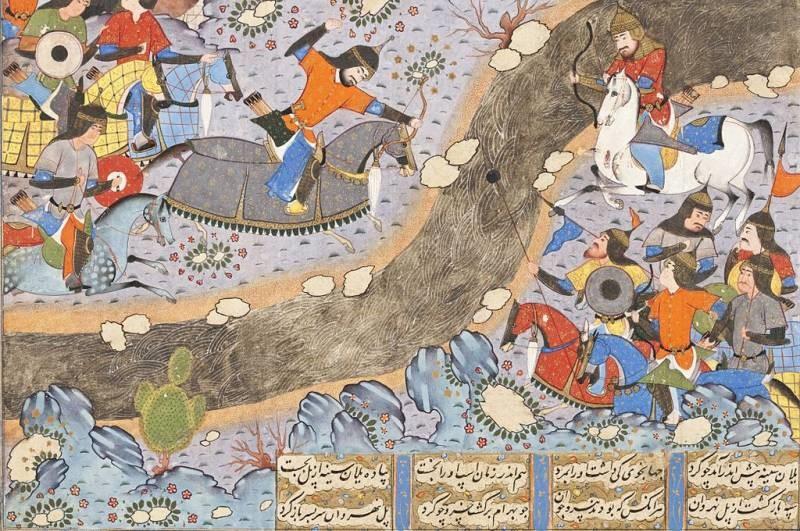 История шахмат Гав и Талханд