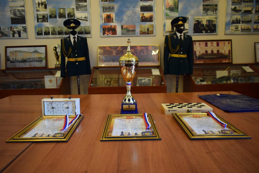 Шахматное искусство провели турнир по шахматам в Кремле