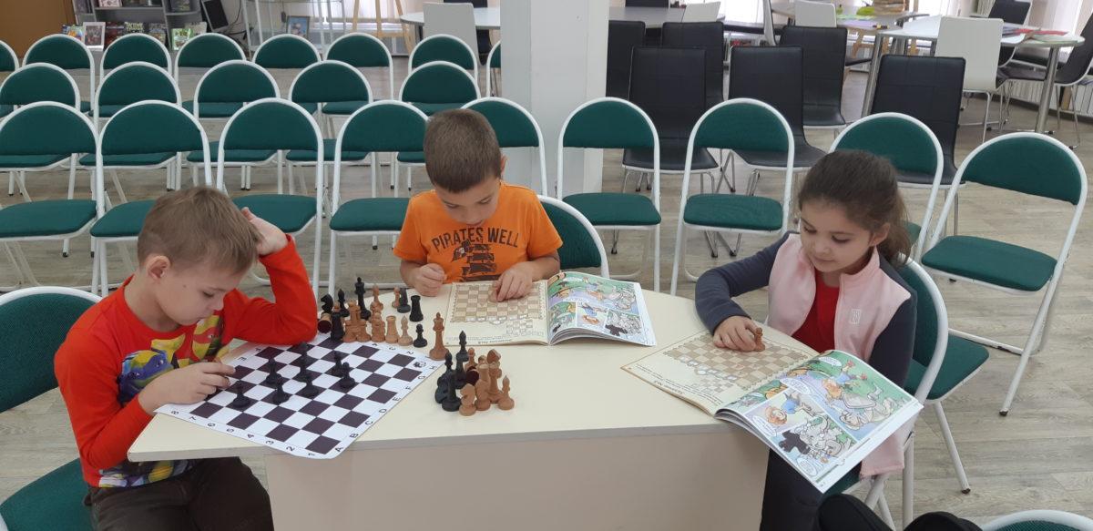 Шахматы Коломенская