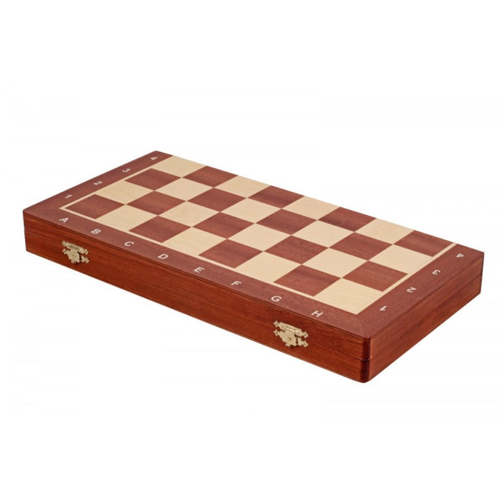 Шахматная доска складная из дерева