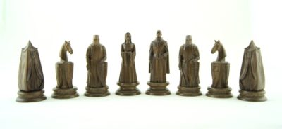 Деревянные дорогие шахматы купить