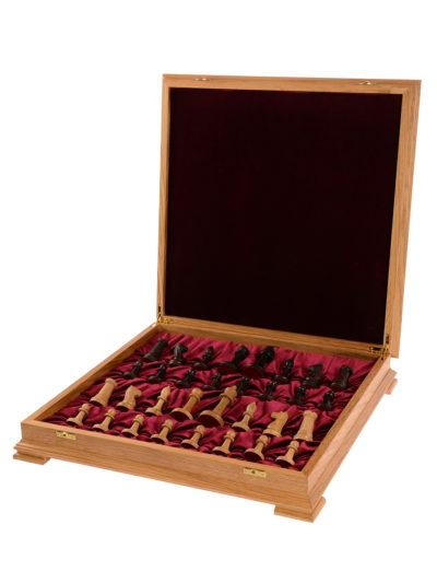 Доска шахматная сундук