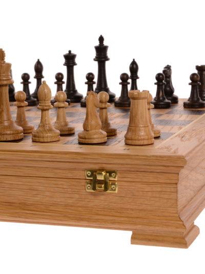 Шахматные фигуры ручной работы