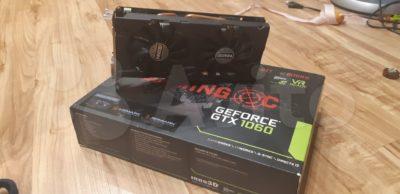 Geforce gtx 1060 6gb gddr5