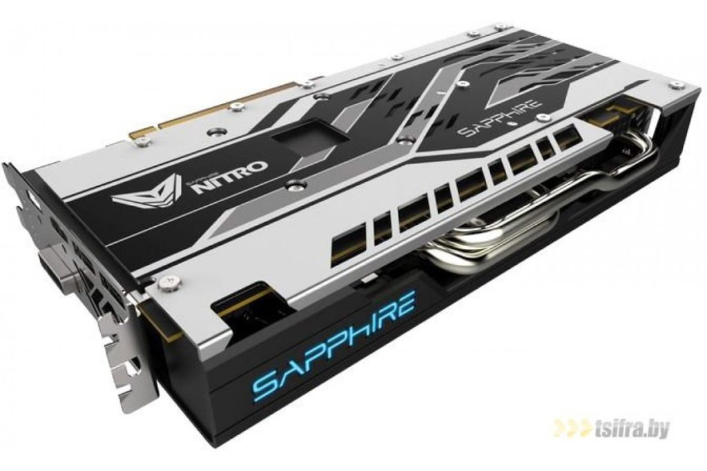 Sapphire AMD Radeon RX 570 nitro 4gb