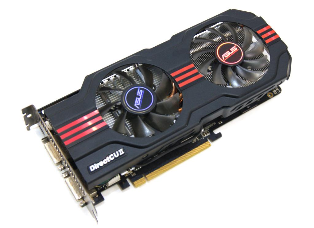 видеокарта GTX 560 Ti 1GB