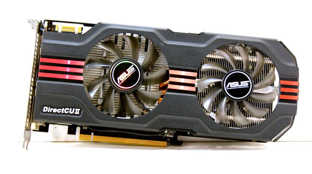 ASUS GeForce GTX 560 Ti 1GB