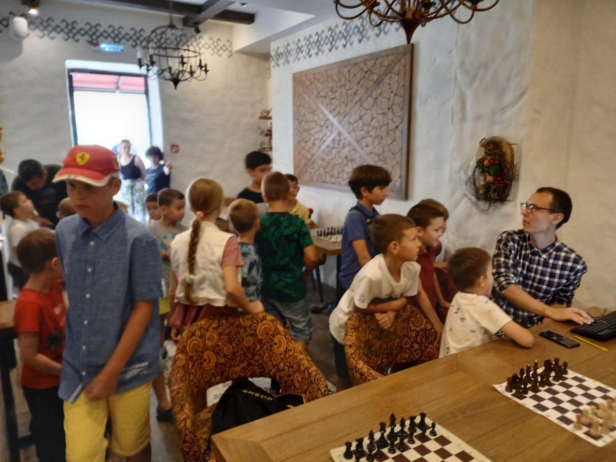 Турнир по шахматам Сочи 2021